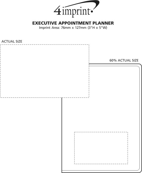 Appointment Planner | 4imprint Ca Executive Appointment Planner C116107