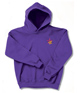 Gildan 50/50 Youth Hooded Sweatshirt - Embroidered -Colours