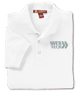 Harriton 9.34 oz. Easy Blend Polo - Men's