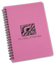 Notebook w/Mini Sticky Flags - Closeout