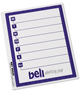 Removable Memo Board Sticker - Weekly - Trellis