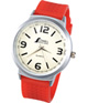 Madison Avenue Colourful  Silicone Watch