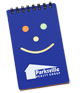 Smiley Sticky Jotter - Closeout
