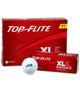 Top Flite XLD Golf Balls - Closeout